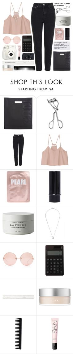"""ALWAYS DO YOUR BEST"" by expresng ❤ liked on Polyvore featuring 3.1 Phillip Lim, Lancôme, Topshop, TIBI, Lapcos, Byredo, Linda Farrow, Muji, Fujifilm and RMK"