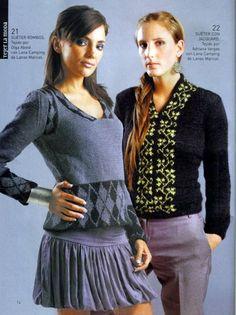 Tejer la moda 37 - Paulina Saavedra - Picasa Web Albums