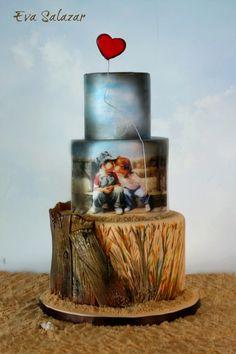 First Love - Be my Valentine Collaboration - Cake by Makememycake