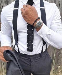 Moda masculina By fakhri maher Mens Fashion Suits, Mens Suits, Men's Fashion, Fashion Ideas, Fashion Photo, Luxury Fashion, Stylish Men, Men Casual, Smart Casual