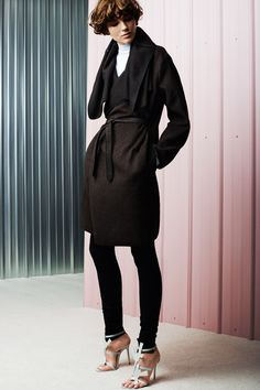 Acne Studios | Pre-Fall 2014 Collection | Style.com