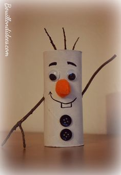 cute diy christmas crafts for kids 26 Preschool Christmas, Christmas Activities, Christmas Crafts For Kids, Kids Christmas, Holiday Crafts, Christmas Christmas, Kids Crafts, Crafts For Kids To Make, Toilet Paper Roll Crafts