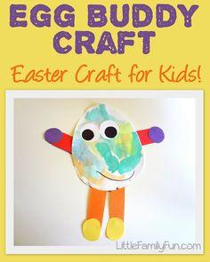 Fun Easter Craft For Kids Pasen Pinterest