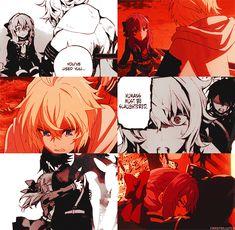 owari no seraph | Manga vs Anime