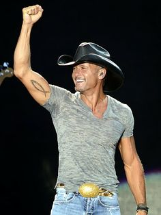 Don't care if he's country or old he's still got it. Saw him I'm concert a lot growing up he seems like a good guy