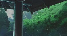 The Most Beautiful Animated Rain Gifs - Positive Energy