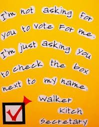 campaign posters Check the Box - 25 Hilarious Student Council Campaign Poster Ideas Student Council Speech, Slogans For Student Council, Student Gov, Student Council Campaign, Student Body President, Vice President, Student Council Ideas, Student Leadership, School Campaign Ideas