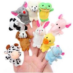 Cheap finger puppets, Buy Quality animal finger puppet directly from China cartoon biological animal finger Suppliers:    1pcs 20cm High Quality Hello Kitty Plush Stuffed Dolls For Children Lovely Baby Toys Hello Kitty Plush Best Gift For