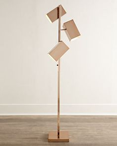 Elissa Floor Lamp at Horchow. Yes, Horchow.
