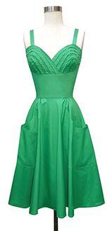 Trashy Diva Apple Pie Dress applepiedress1-greenpoplin