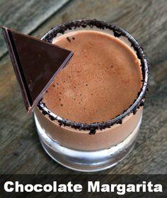 Chocolate Margarita Recipe