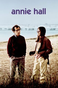 Directed by Woody Allen. With Woody Allen, Diane Keaton, Tony Roberts, Carol Kane. Neurotic New York comedian Alvy Singer falls in love with the ditzy Annie Hall. Woody Allen, Romance Movies, Comedy Movies, Hd Movies, Movie Tv, Movies Free, Cult Movies, Indie Movies, Movies 2019
