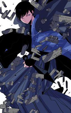 Osomatsu-san Character:Karamatsu