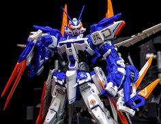 MG 1/100 Astray Blue Frame D - Painted Build