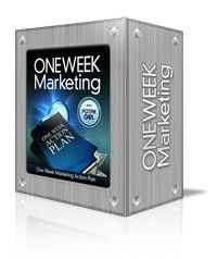 The One Week Marketing training course was created by a friendly, down-to-earth woman with a funny name. PotPieGirl. Of course, that's not her real name (it's actually Jennifer). PotPieGirl is just a username that she began using in Internet forums and it stuck.    Check it out --------> http://melario.linktrackr.com/oneweekmarketing
