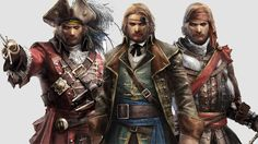 Assassin's Creed IV: Black Flag gets Illustrious Pirates DLC containing singleplayer mission today; images here