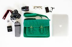 Beautiful Mess/Kelly Moore Bag--Camera body, lenses, & laptop in one bag. Yes, please. :)