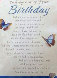 Happy Birthday in Heaven Jennifer. I Love you and miss you more than words. Birthday In Heaven Quotes, Happy Birthday In Heaven, Best Birthday Quotes, Birthday Poems, 90th Birthday, Miss Mom, Miss You Dad, Mom In Heaven, In Loving Memory