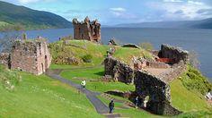 Urquhart Castle - Inverness, Scotland