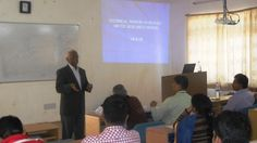 Prof. Irudaya Raj, Senior Professor of OB, XLRI, Jamshedpur today addressed The ICFAI University, Jharkhand PhD scholars of 2016 batch, as a visiting faculty