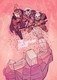leonrozelaar:  The Adventure Zone, The Crystal Kingdom, Chapter 2 In which the adventurers are confronted by the crystal golem and everything is made out of crystal!   LEON'S BACK.