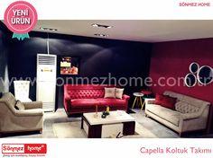 Capella Modern Koltuk Takımı yalın güzelliğini yaşam alanlarınıza sunuyor.. #Modern #Furniture #Mobilya #Capella #Koltuk #Takımı #Sönmez #Home Ayrıntılı Bilgi İçin : https://goo.gl/ze7PVf
