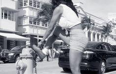 culo culo culo  Brigitte: J'sais Pas Sensual Miami roller-disco from the Paris duo
