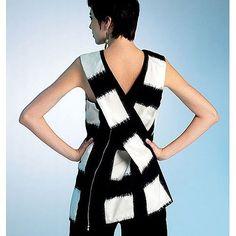 Vogue Pattern Misses  Tunic and Pants, E5 (14, 16, 18, 20, 22), E5 (14-16-18-20-