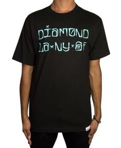 Diamond Supply Co. - Cities T-Shirt - $32