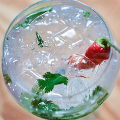 Everybody loves a gin and tonic - but these five simple recipes will help  broaden your G&T horizons!