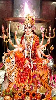 Durga Goddess