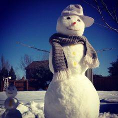 Snow Men!