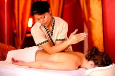 Thai massage, also known as Nuad Bo-Rarn in its traditional form, is a type of oriental bodywork therapy that is based on the treatment of the human body, mind, and spirit Body To Body, Body Spa, Full Body, Human Body, Ayurvedic Spa, Ayurvedic Therapy, Massage Center, Professional Massage, Massage Parlors