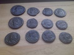 v 6 ( 4 ) Not as described its not quality coins g 0 ( Coins are too much small and the quality of the coins are bad. Ancient Roman Coins, Ancient Romans, Coins For Sale, Stone, Nice, Ebay, Rock, Stones, Nice France