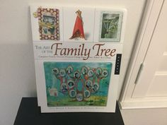 THE ART OF THE FAMILY TREE, PROJECTS, PAPER ARTISTS WILL LOVE THIS!