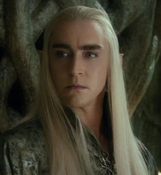 Thranduil is the boss of Middle-Earth