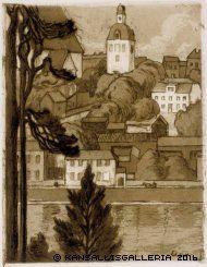 Kansallisgalleria - Taidekokoelmat - Ateneum Albert Edelfelt 1903