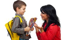 List of Things and Tips for Parents before Sending Child to School. Sending your child off to school is exciting and scary. It is the start of a new phase in his life and it can be stressful for the entire family. Your child is growing up and he needs different support than he did when he was a baby and completely dependent on you. Knowing what to expect and how to prepare your child for school can make the transition easier for you and your child.