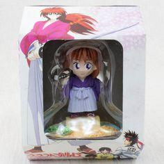 Rurouni Kenshin Himura Ceramic Figure Surprising Face JAPAN ANIME MANGA