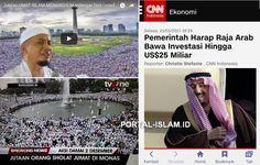 Kedatangan Khadimul Haramain, Jawaban Atas Doa-doa Aksi Bela Islam