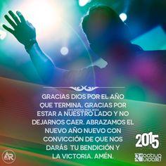 Jesucristocree que nosotros podemos escribir correctamente la historia de nuestra vida. ¡Feliz año nuevo 2015!   #VersosyFrases #ActivaVida #Cristianos #Dios