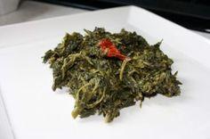 Wholesome Chorai Bhaji Recipe.