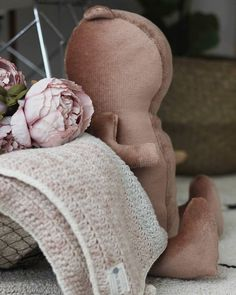 Mr.Bear #doorstop in #blushpink @lafede_designs Doorstop, Nursery Themes, Vintage Floral, Minimalist Design, Blush Pink, Winter Hats, Bear, Pretty, Instagram