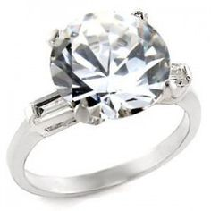 Take me With You Solitaire Engagement Ring