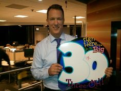 Carl Parker celebrates #30yearsofTWC