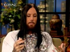 Brian Head Welch Sits Down with Pat Robertson - CBN.com - YouTube
