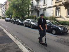 Das Catch a Car Service-Team: jetzt auf Elektro-Scootern unterwegs. #Basel #Carsharing Basel, Cambridge Satchel, Fashion, Moda, Fashion Styles, Fasion