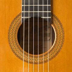 José Ramirez III 1972 | Harris Guitar Foundation
