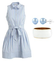 """""""Chama"""" by socialmediastrategistke ❤ liked on Polyvore featuring Milly and Dolce&Gabbana"""