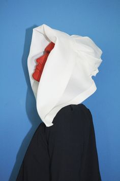 Lovely iconic picture by Viviane Sassen, styling Alexander van Slobbe. Sassen prefers saturated hues and bold contrasts. Gone with the Wind exhibition, Zuiderzee Museum in Enkhuizen, 2011